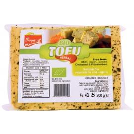 Био тофу с подправки 200гр