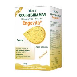 Хранителна мая 100гр Bionia
