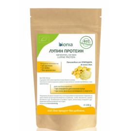 Лупин протеин 200гр Bionia