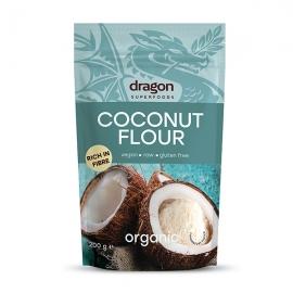 Био кокосово брашно 200гр