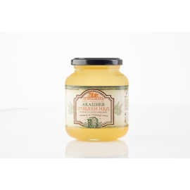 Акациев мед 450гр Пчелинъ