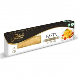 Спагети без глутен SOTELLI 250 гр.