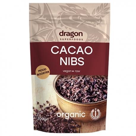 Какаови зърна счукани 200g