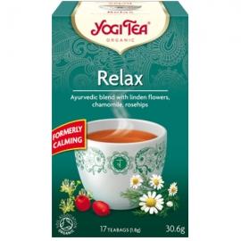Йоги чай за спокойствие 17 пак. 30g