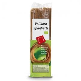 Спагети пълнозърнести 500гр