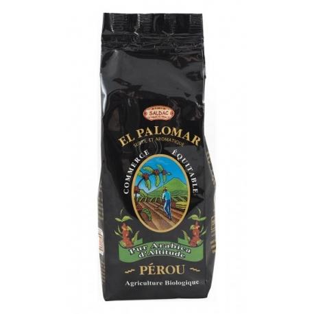 Кафе смляно - Био - Арабика - Перу - 250 гр.