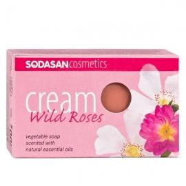 Био сапун Sodasan дива роза