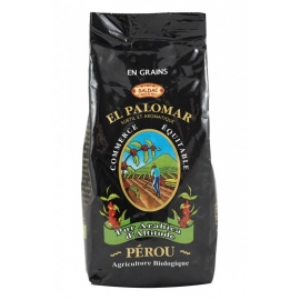 Био кафе Palomar на зърна Арабика 250g