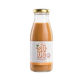Супа с екзотична леща и пащърнак в бутилка /без глутен, веган/ 250мл SUUPA