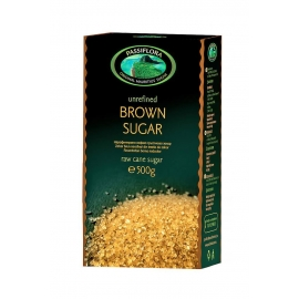 Нерафинирана кафява захар 500g