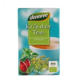Био чай билков 20 пак. Denree