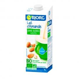 Био бадемова напитка без захар 1л Бьорг