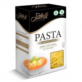Безглутенова паста Капелини 250гр Sotelli