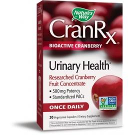 Кран Rx - Червена боровинка 500 мг Nature's Way