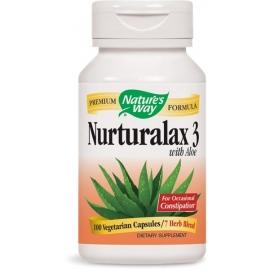 Натуралакс 3 410 mg 100 капс. Nature's Way