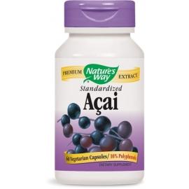 Акай, 540 mg х 60 V капс. Nature's Way