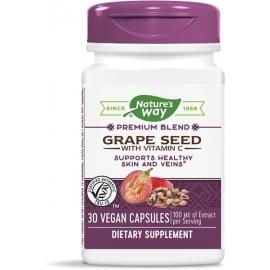 Гроздово семе 300 mg Nature's Way