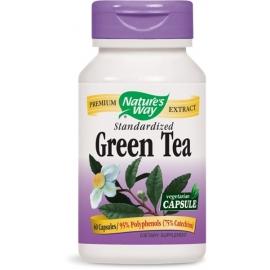Зелен чай 450 mg x 30 капс. Nature's Way