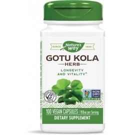 Готу Кола (билка) 475 mg Nature's Way