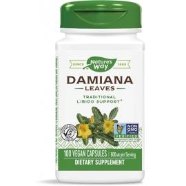 Дамиана (лист) 400 mg Nature's Way
