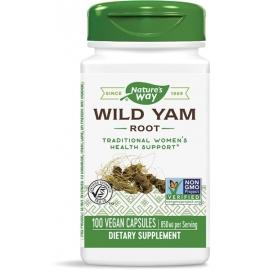 Див Ям / Сладък картоф (корен) 425 mg Nature's Way