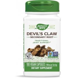 Дяволски нокът (корен) 480 mg х 100 капс. Nature's Way