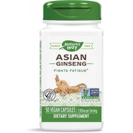 Женшен азиатски / корейски (корен) 560 mg Nature's Way