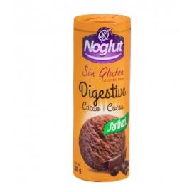Какаови бисквити Диджестив, без глутен, без яйца 200гр Noglut