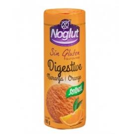 Портокалови бисквити Диджестив, без глутен, лактоза и яйца 195гр Noglut