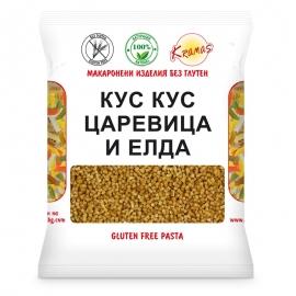 Кус кус царевица и елда 250гр Крамас
