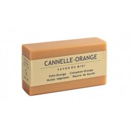 Сапун с канела и портокал - 100г