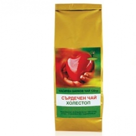 Сърдечен чай Холестоп, Лукс чай 120гр. Биохерба