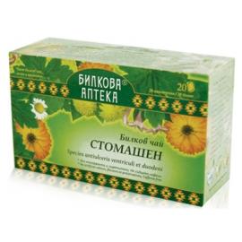 Стомашен билков чай 20 филтъра Биохерба