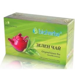 Зелен чай - класик 30гр. Биохерба