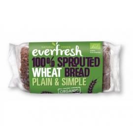 Био хляб от покълнала Пшеница, 400г, EverFresh