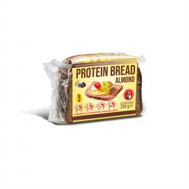 Протеинов хляб с БАДЕМИ 250 г