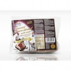 Тостерен хляб черен със семена без глутен