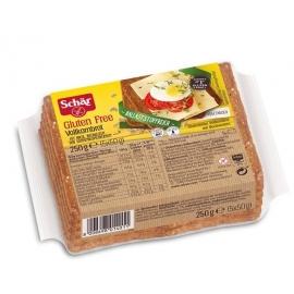 Безглутенов хляб пълнозърнест, 250гр.