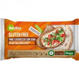 Безглутенов домашен хляб със семена 250 г