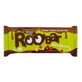 БИО Roobar лешников бар покрит с шоколад 30г