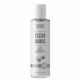 "Натурален почистващ микс ""Clean Hands"" 200мл"