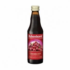 Натурален сок от червена боровинка, 330ml