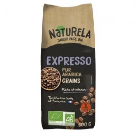 БИО Кафе еспресо на зърна 100% Арабика 500g