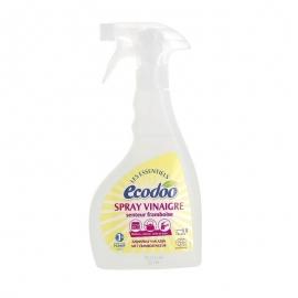 Еко препарат за почистване с оцет- аромат малина Ecodoo 500мл
