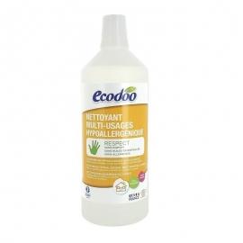 Еко Многофункционален почистващ препарат, хипоалергичен Ecodoo 1l