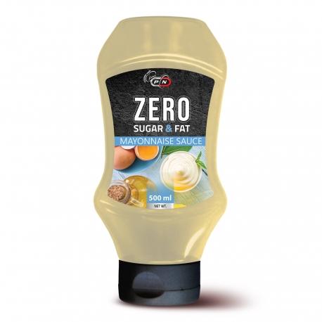 Диетична майонеза без захари и мазнини Pure Nutrituion 500ml
