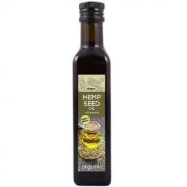 Конопено олио,студено пресовано 250мл Dragon Superfoods