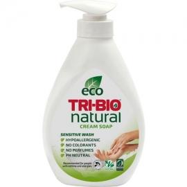 Натурален еко крем-сапун, Cream, 240мл Tri-Bio