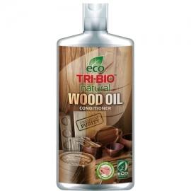 Натурално масло за обработка на дърво и бамбук 250 мл. Tri-bio