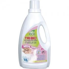 Натурален еко омекотител за тъкани, Ultra sensitive, концентрат, 940мл Tri-bio